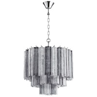Night And Day 4 Light 22 inch Chrome Pendant Ceiling Light