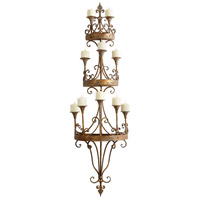 Eastnor 64 X 20 inch Wall Candleholder, Candle(s) not included