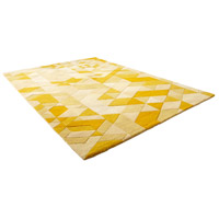 Cyan Design 06049 Facets 96 X 60 inch Gold Rug