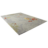 Cyan Design 06055 Parakeet 90 X 60 inch Multi Colored Rug