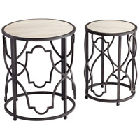 Gatsby Ebony Table Home Decor