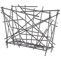 Cyan Design 06198 Pick Up Sticks Graphite Magazine Holder