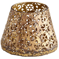 Cyan Design 06208 Filigree Dream Antique Gold Container, Small