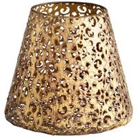 Cyan Design 06209 Filigree Dream Antique Gold Container Medium