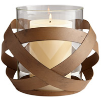 Infinity 8 inch Candleholder, Large, Candle(s) not included