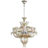 Juliana 8 Light 29 inch Chrome Chandelier Ceiling Light