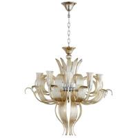 Cyan Design 06228 Juliana 10 Light 33 inch Chrome Chandelier Ceiling Light