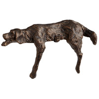 Lazy Dog Bronze Sculpture