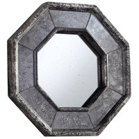 Sparta 13 X 13 inch Antique Silver Mirror Home Decor