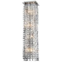 Athropolis 8 Light 10 inch Chrome Pendant Ceiling Light, Large