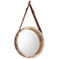 Canteen Black Forest Grove Mirror Home Decor, Large