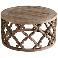 Sirah 31 inch Black Forest Grove Coffee Table