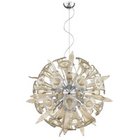 Remy 16 Light 40 inch Chrome Pendant Ceiling Light