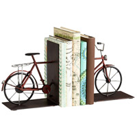 Pedal 14 X 4 inch Multi Colored Bookends