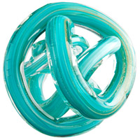 Cyan Design 06731 Tangle Teal Filler, Small