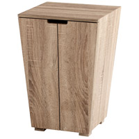 Cyan Design 06790 The Faroe Oak Veneer Cabinet