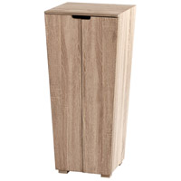 The Aland Oak Veneer Cabinet