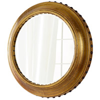 Adonia Brass Wall Mirror