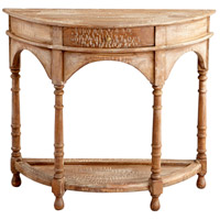 Amity 44 X 16 inch Old Teak Console Table