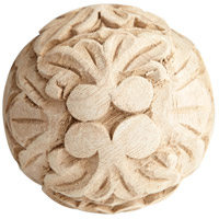 Cyan Design 07173 Round Wreath Natural Ash Filler, Small