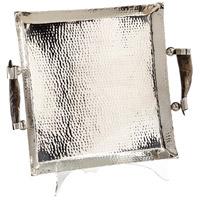Cyan Design 07210 Piatto Stainless Steel Tray