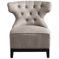 Niles Grey Chair Home Decor