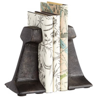 Smithy 6 X 5 inch Zinc Bookends