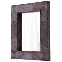 Cyan Design 07233 Gnosis 48 X 37 inch Brown Mirror Home Decor