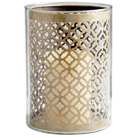Cyan Design 07235 Versailles Gold Candleholder Medium Candle(s) not included