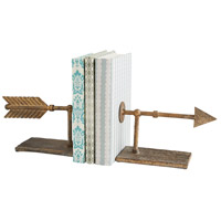 Archer 17 X 4 inch Rustic Bookends