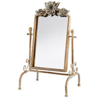 Cyan Design 07238 Orleans 17 X 10 inch Ancient Gold Mirror Home Decor