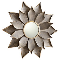 Cyan Design 07247 Blossom Graphite Mirror Home Decor Large