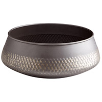 Cyan Design 07251 Adonis Graphite Container Small