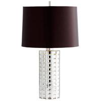 Cyan Design 07446 Capella 29 inch 100.00 watt Nickel Table Lamp Portable Light