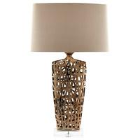 Cyan Design 07734 Elethea 34 inch 100 watt Gold Table Lamp Portable Light