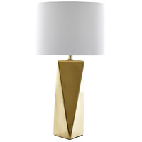 Cyan Design 07740 Dalarna 29 inch 100 watt Gold Table Lamp Portable Light