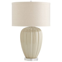 Cyan Design 07742 Wessex 32 inch 100 watt Olive Glaze Table Lamp Portable Light