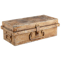 Cyan Design 07869 Excalibur Rustic Container, Small