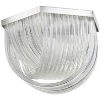 Cyan Design 07990 Galicia 3 Light 24 inch Chrome Flush Mount Ceiling Light Large