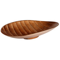 Cyan Design 08145 Shifting Sand Copper Tray, Small