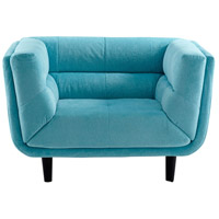 Cyan Design 08344 Voyager Blue Chair