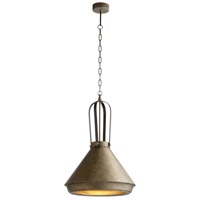 Cyan Design 08462 Grayling 1 Light 18 inch Canyon Bronze Pendant Ceiling Light