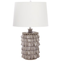 Cyan Design 08504 Antoinette 30 inch 100 watt Nickel Table Lamp Portable Light