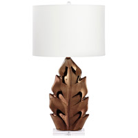 Palmetto 30 inch 100 watt Bronze Table Lamp Portable Light