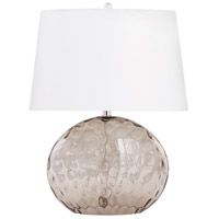 Gray Linen Table Lamps