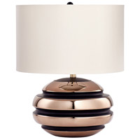 Cyan Design 08529 Patrice 23 inch 100 watt Bronze Table Lamp Portable Light