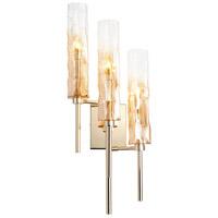 Cyan Design 08542 Balanchine 3 Light 10 inch Gold Wall Bracket Wall Light