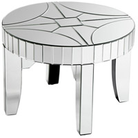Rennay Clear Side Table Home Decor