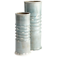 Cyan Design 08754 Accordion Green Crackle Outdoor Planter, Large alternative photo thumbnail
