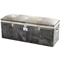 Cyan Design 08982 Casselton Grey Trunk